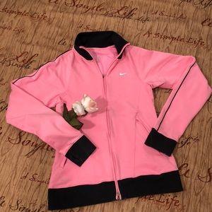Nike zip up Dri-fit jacket. Sz Small